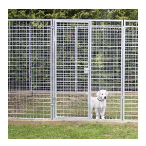 Hundgård sektion med dörr 1,2 m3