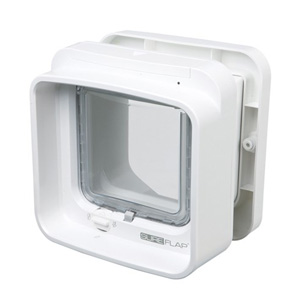 SureFlap DualScan kattdörr