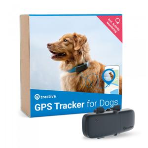 Tractive Hund GPS : Hundpejl