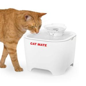 Cat Mate Vattenfontän