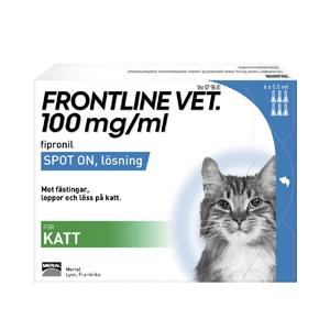 Frontline Vet Spot-on lösning för katt