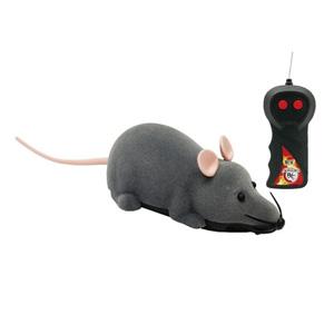 Radiostyrd råtta med fjärrkontroll