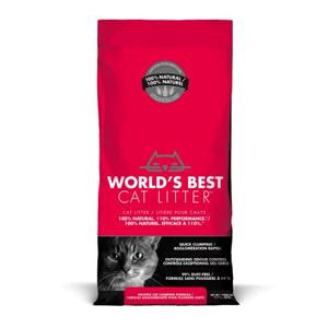 World's Best Cat Litter extra stark kattsand